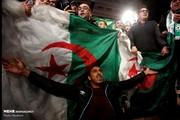 تصاویر | شادی مردم الجزایر بعد از برکناری رئیس جمهور مادمالعمرشان!