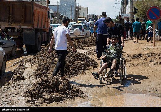 تهرانیها چگونه به سیلزدگان لرستان کمک کنند؟