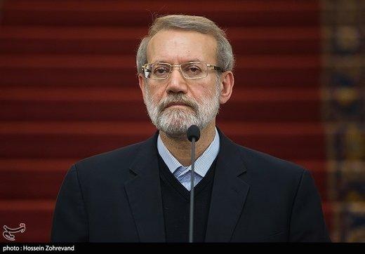 اظهارات لاریجانی درباره توزیع عادلانهکالاهای اساسی و حل مشکل مسکن