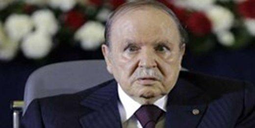 عذرخواهی بوتفلیقه از مردم الجزایر