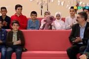 فیلم | جناب خان آهنگ یراحی را برای احلام خواند