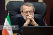 لاریجانی: باید منبعی جدا از بودجه سال ۹۸ برای جبران خسارتهای سیل در نظر گرفته شود
