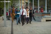 فیلم | «پیادهروی احمقانه» در مجارستان!