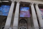 فیلم | گشتی در نمایشگاه هنر پاریس ۲۰۱۹