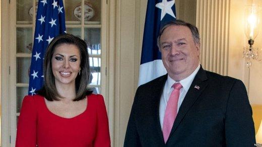 سخنگوی جدید وزارت خارجه آمریکا معرفی شد