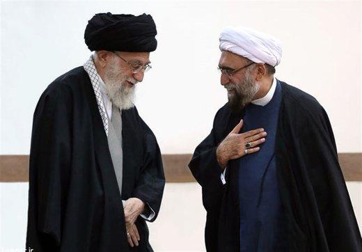 تولیت جدید آستان قدس رضوی در محضر رهبر انقلاب