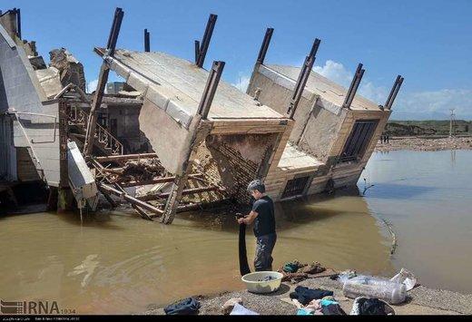 آغاز ماموریت ۲ وزیر برای رسیدگی به سیلزدگان ایلام