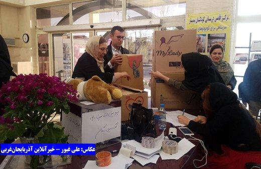جوشش بینظیر مردمی در ارومیه برای تامین مایحتاج ضروری سیل زدگان کشور