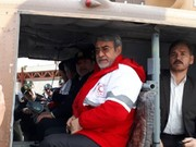 وزیر کشور از مناطق سیلزده لرستان بازدید کرد
