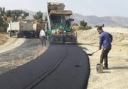 تخریب جاده سیرانبند-بانه براثر بارش باران