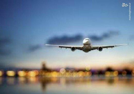 سقوط هواپیما در گلپایگان صحت دارد؟
