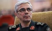 دیدار مقام نظامی پاکستان با رئیس ستادکل نیروهای مسلح ایران