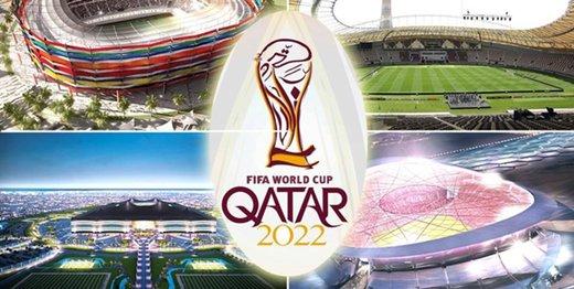 قطر از اولین هواپیمای اختصاصی جامجهانی رونمایی کرد/عکس