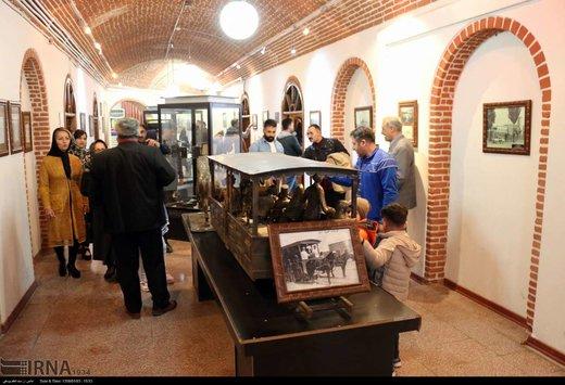 ۵۰ هزار نفر از موزه شهرداری تبریز دیدن کردند/ موزه شهر رکورددار بازدیدهای نوروزی اماکن تاریخی گردشگری