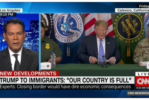 ترامپ: ظرفیت تکمیل است!