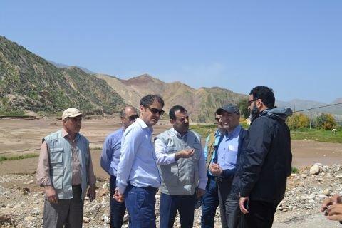 آب شرب ۳۳۰ روستای لرستان برقرار شد