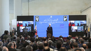Rouhani: Tehran should be surrounded by forests