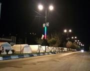 اقدامات شبانه روزی پرسنل برق لرستان و روشنایی شهرها و روستاهای  استان