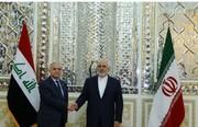 وزیر الخارجیة العراقی یلتقی بنظیره الایرانی فی طهران