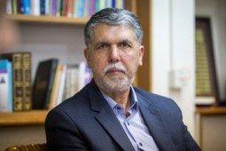 دیدار وزیر فرهنگ و ارشاد اسلامی با علیاکبر صادقی