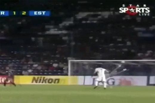 فیلم   گل آندو، که بهترین گل تاریخ لیگ قهرمانان شد