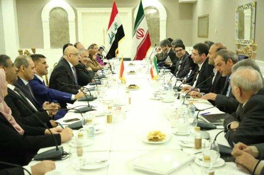 وزير الصناعة: تنفيذ الاتفاقيات المبرمة بين العراق وايران سينمي الانتاج والتصدير