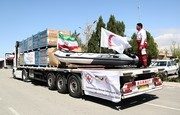 تصاویر | کمکهای بشردوستانه آلمان و کویت برای سیلزدگان