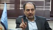 حمله تند محمود اسلامیان در شبکه سوم سیما به بابک زنجانی/ یک بچه پول ۴۰ سال فوتبال مملکت را برده!
