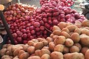 کنترل قیمت پیاز و سیبزمینی با ممنوعیت صادرات
