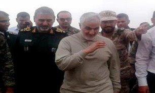 سرلشکر سلیمانی: مشتاقان دفاع از حرم، به کمک سیلزدگان خوزستان بیایند