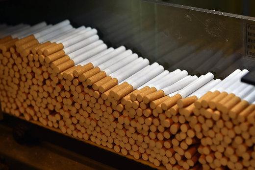 صادرات سیگار نصف شد