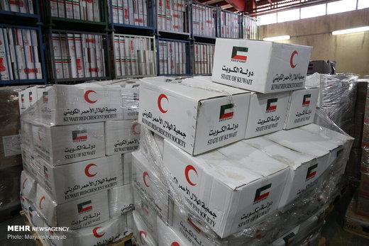 ترخیص فوری کمکهای دریافتی هلال احمر برای هموطنان سیلزده