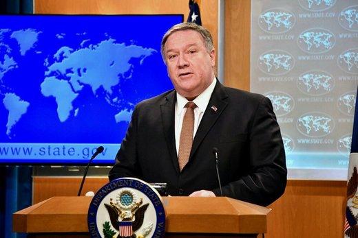 خبر فوری/ پمپئو: معافیتهای نفتی ایران دیگر تمدید نمیشود/ عربستان و امارات کمبود تهران را جبران میکنند