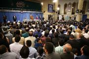تصاویر | دیدار جمعی از پاسداران و خانوادههای آنان با رهبر انقلاب
