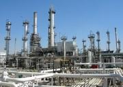 یک خط لوله پالاشگاه نفت کرمانشاه به دلیل رانش زمین قطع شد