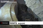 فیلم   کشف مومیایی ۲۵۰۰ ساله در مصر