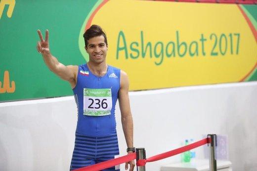 هدف سریعترین دونده ایران چیست؟
