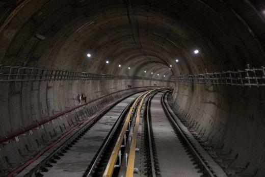تکذیب ریزش مترو در تهران/ اصل حادثه چه بود؟