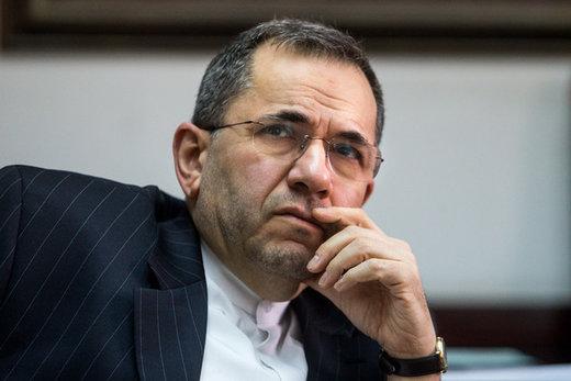 Takht-Ravanchi appointed as Iran's representative to UN
