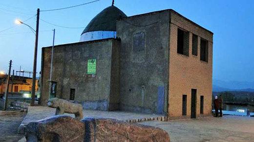 ثبت آرامگاه منسوب به کاوه آهنگر در فهرست آثار ملی کشور