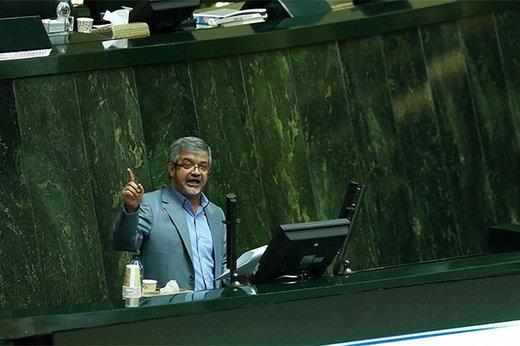 رحیمی نماینده مجلس: حساب استراماچونی به ظن پولشویی مسدود شده است