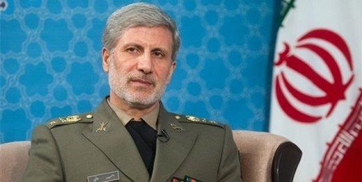 امیر سرتیپ حاتمی: وزارت دفاع پیگیر شکایت از آمریکا در مجامع بینالمللی میشود