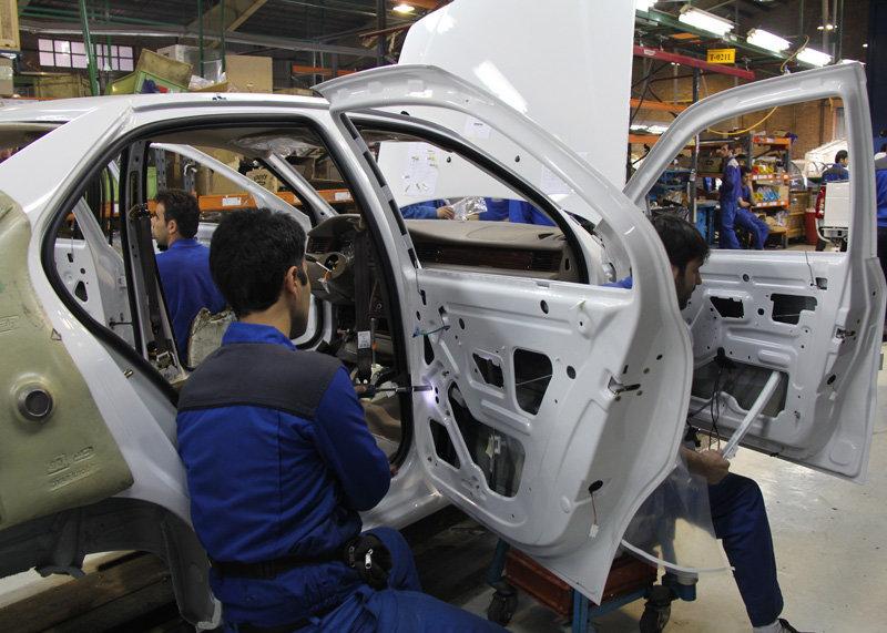 تحویل خودروهای ثبت نامی ایران خودرو