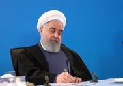 President congratulates new IRGC commander