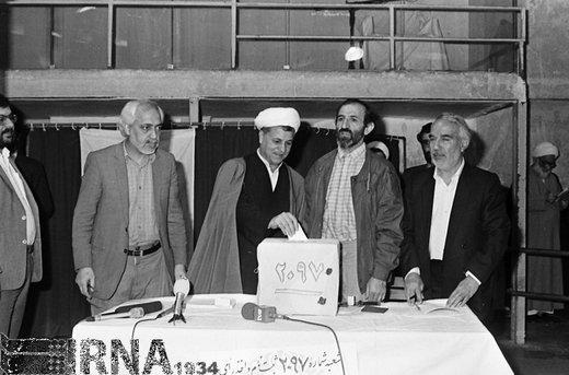 21 فروردین 1371؛ انتخابات چهارمین دوره مجلس شورای اسلامی