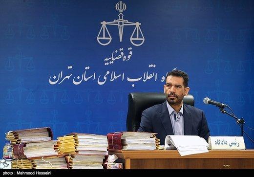 قاضی مسعودی مقام: به نعمتزاده مهلت نمیدهیم