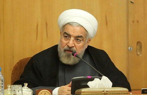 فیلم | روحانی: مذاکره درصورت برداشتن فشارها امکانپذیر است | باید آمریکا را پشیمان کنیم