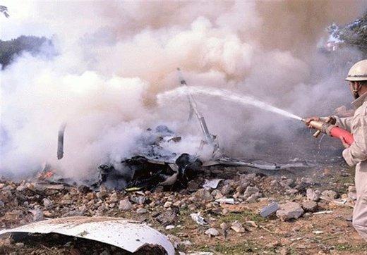 آخرین جزییات از سقوط بالگرد پلیس در ارومیه