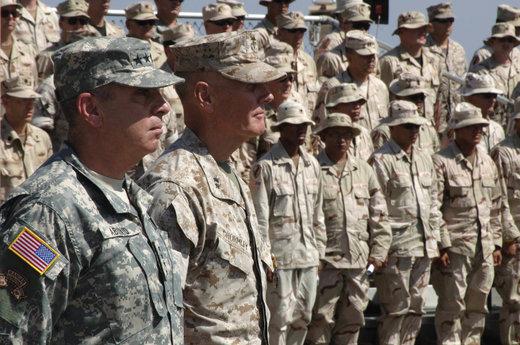 فرماندهی مرکزی آمریکا«سنتکام» از سوی ایران تروریست اعلام شد