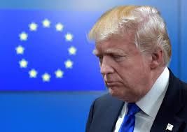 ترامپ علیه اتحادیه اروپا